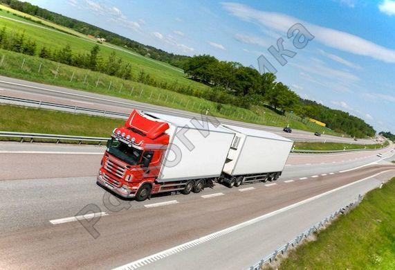 автомобильная перевозка грузов в Европу