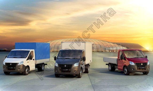 перевозки грузов газелью