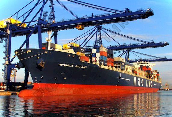 морские перевозки контейнерами