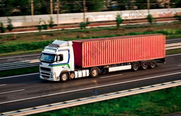 контейнерная перевозка